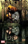 Wolverine Origins Vol 1 1