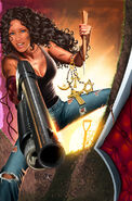 Anita Blake Vampire Hunter - Guilty Pleasures Vol 1 1 Variant Greg Horn