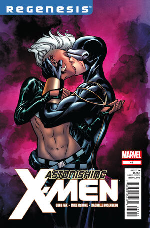 Astonishing X-Men Vol 3 44