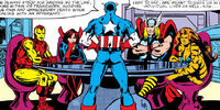 Avengers (Earth-82101) from What If? Vol 1 35 0001