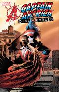Avengers Disassembled Captain America TPB Vol 1 1