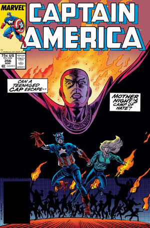 Captain America Vol 1 356