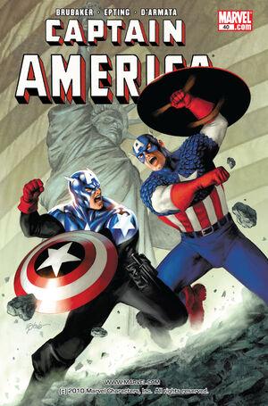 Captain America Vol 5 40
