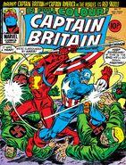 Captain Britain Vol 1 17