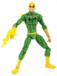 Daniel Rand (Earth-616) from Marvel Universe (Toys) Series I Wave II 0002
