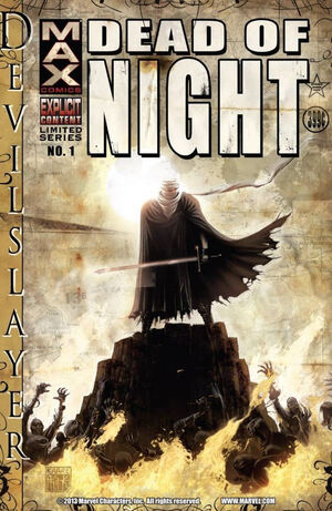 Dead of Night Featuring Devil-Slayer Vol 1 1