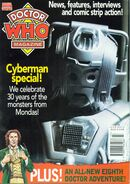 Doctor Who Magazine Vol 1 244
