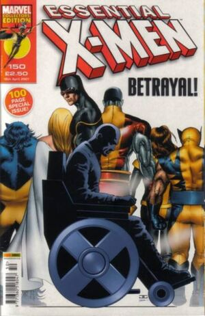 Essential X-Men Vol 1 150