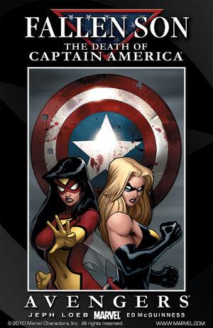 Fallen Son The Death of Captain America Vol 1 2