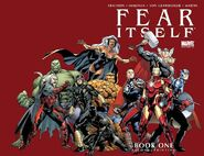 Fear Itself Vol 1 1 Stuart Immonen 2nd Printing Variant