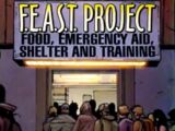 Food, Emergency Aid, Shelter and Training (Earth-616)/Gallery