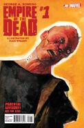 George Romero's Empire of the Dead Act One Vol 1 1