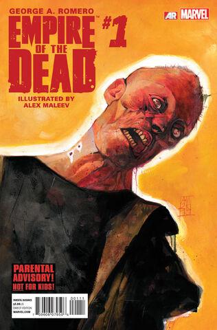 File:George Romero's Empire of the Dead Act One Vol 1 1.jpg