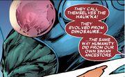 Hauk'ka from Uncanny X-Men Vol 1 455 003