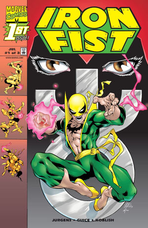 Iron Fist Vol 3 1