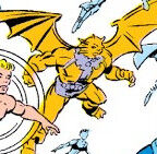 Isaac Christians (Earth-9105) from New Warriors Vol 1 12 0001