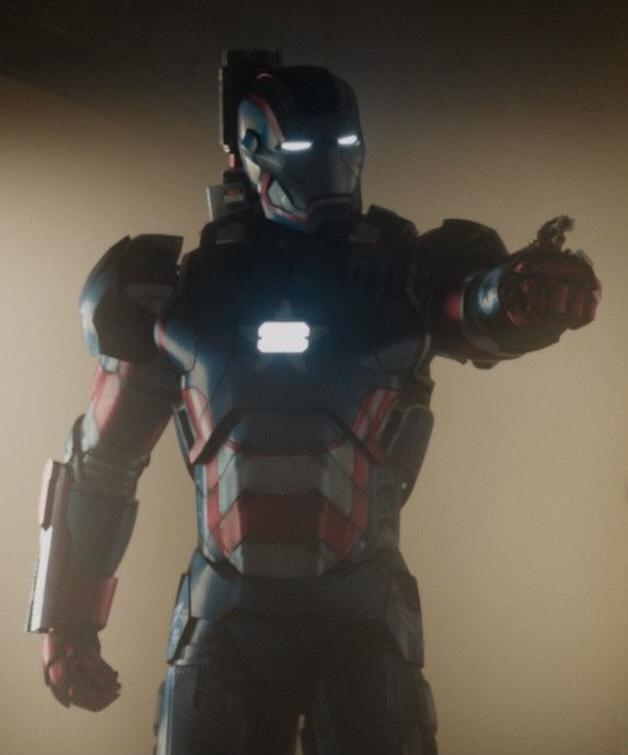 James Rhodes (Earth-199999) from Iron Man 3 (film) 003