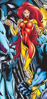 Jean Grey (Earth-1298) from Mutant X Vol 1 21 0001