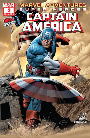 Marvel Adventures Super Heroes Vol 2 3