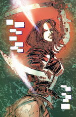 Mary Walker (Earth-12121) Daredevil End of Days Vol 1 3