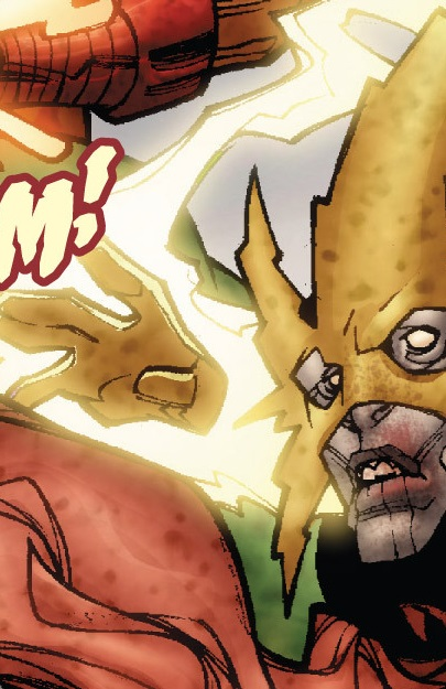 Maxwell Dillon (Earth-21050) from Marvel Zombies Evil Evolution Vol 1 1 001