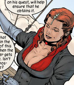 Natasha Romanova (Earth-311) from Marvel 1602 Fantastick Four Vol 1 1 0001