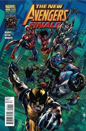 New Avengers Finale Vol 1 1