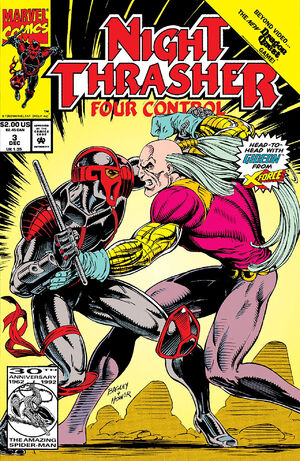 Night Thrasher Four Control Vol 1 3