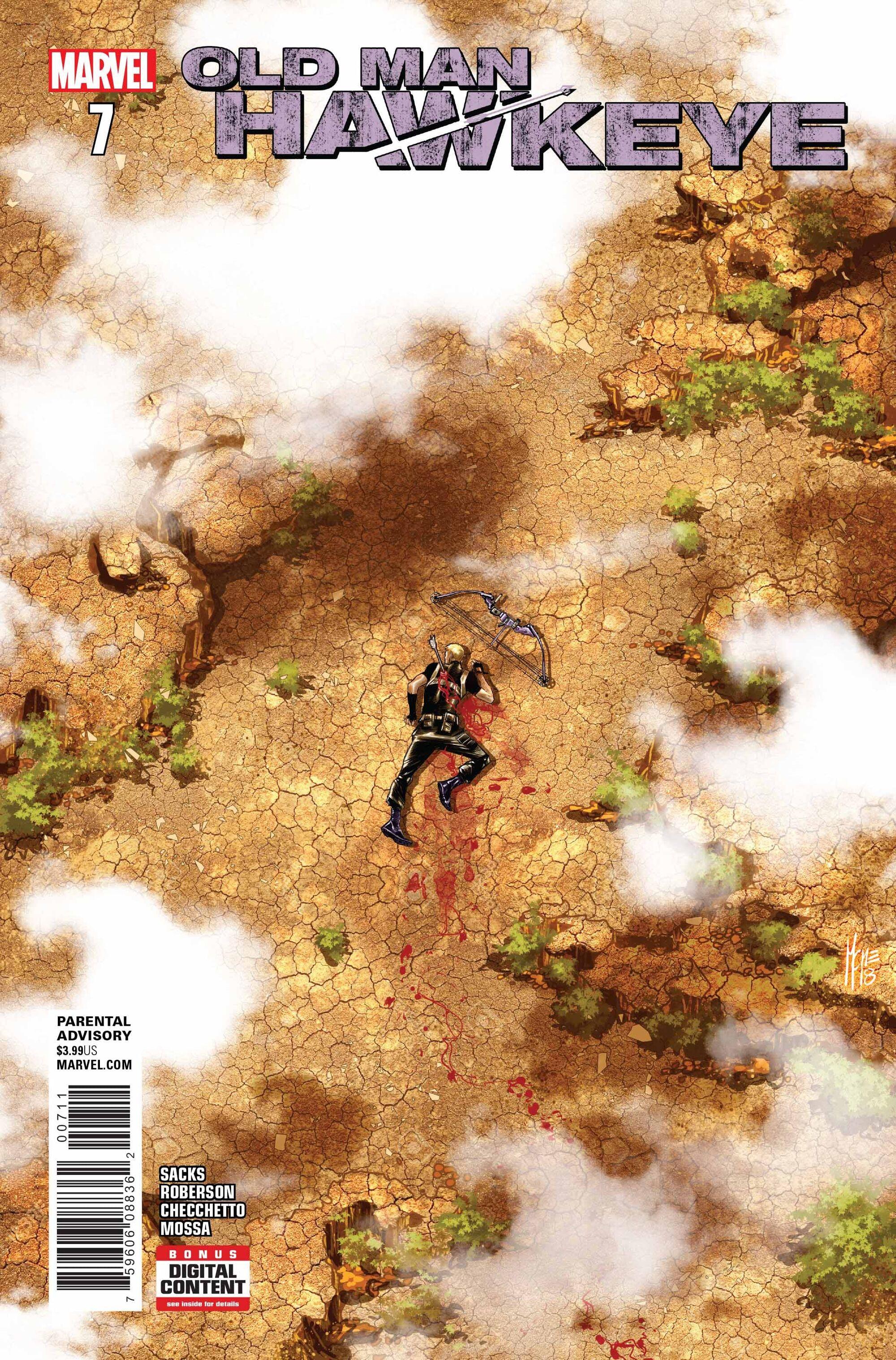 Old Man Hawkeye Vol 1 7 | Marvel Database | FANDOM powered