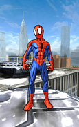 Peter Parker (Earth-TRN461) from Spider-Man (video game) 001