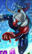 Peter Parker (Earth-TRN461) from Spider-Man Unlimited (video game) 098