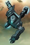 Riri Williams (Earth-616) from Invincible Iron Man Vol 4 2 003