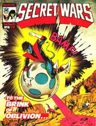 Secret Wars (UK) Vol 1 18