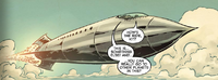 Silver Bullet from Agents of Atlas Vol 2 2 001