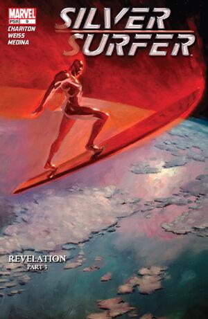 Silver Surfer Vol 5 9