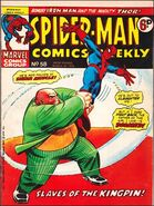 Spider-Man Comics Weekly Vol 1 58