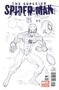 Superior Spider-Man Vol 1 1 Design Variant