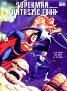 Superman Fantastic Four Vol 1 1