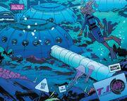 T.I.M. Secret Sea Lab from Mockingbird Vol 1 4 001