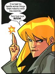 Tabitha Smith (Earth-616) from Nextwave Vol 1 2 0001