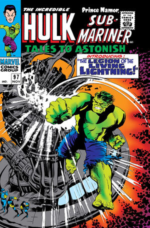 Tales to Astonish Vol 1 97