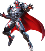 Ultron (Earth-TRN765) from Marvel Ultimate Alliance 3 The Black Order 002
