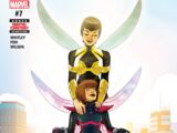 Unstoppable Wasp Vol 1 7
