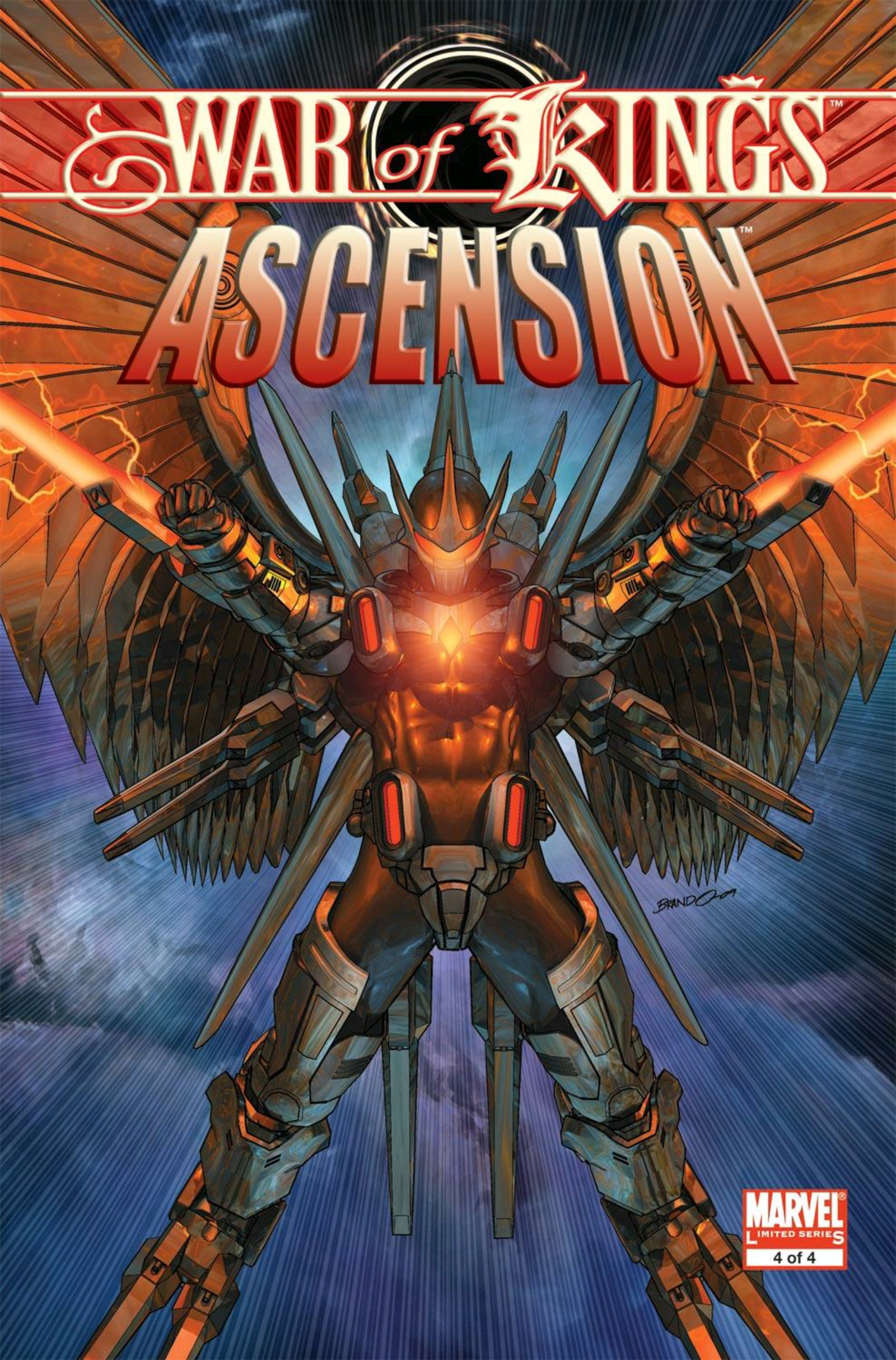 War of Kings Ascension Vol 1 4