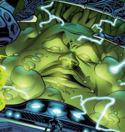 We-Plex Supreme Intelligence System (Earth-200080) from Marvel Boy Vol 2 3 0001