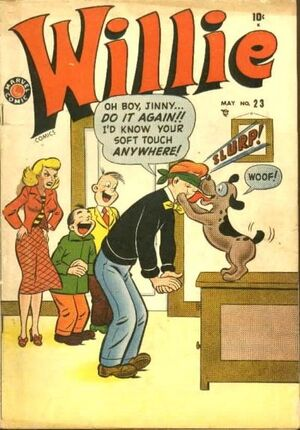Willie Comics Vol 1 23