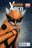 Wolverine and the X-Men Vol 2 1 Animal Variant