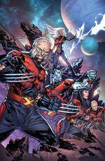 X-Men Gold Vol 2 16 Textless