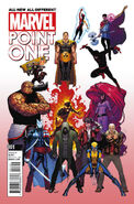 All-New, All-Different Marvel Point One Vol 1 1 Marquez Variant B