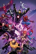All-New Marvel NOW! Point One Vol 1 1.NOW McNiven Variant Textless